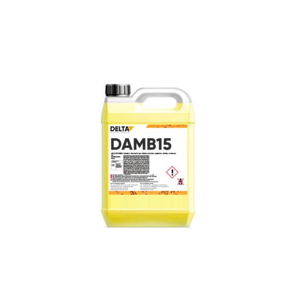 DAMB15 Désodorisant concentré parfum floral 1 Opiniones Delta Chemical