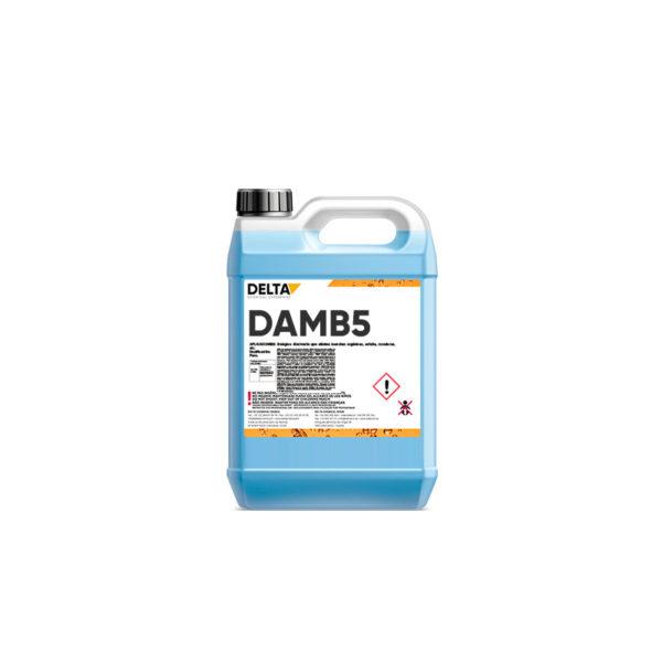 DAMB5 SENTEZ LA FRAÎCHEUR ET LA BRISE DES MEILLEURES PLAGES. LÉGÈRES NOTES MA- RINES, POUR UNE AMBIANCE FRAÎCHE ET AGRÉABLE 1 Opiniones Delta Chemical