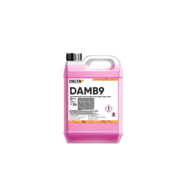 DAMB9 DÉSODORISANT DU TYPE ETERNITY 1 Opiniones Delta Chemical