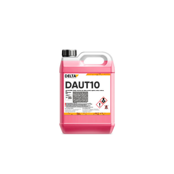 DAUT10 ANTIGEL CONCENTRÉ POUR CIRCUITS 1 Opiniones Delta Chemical