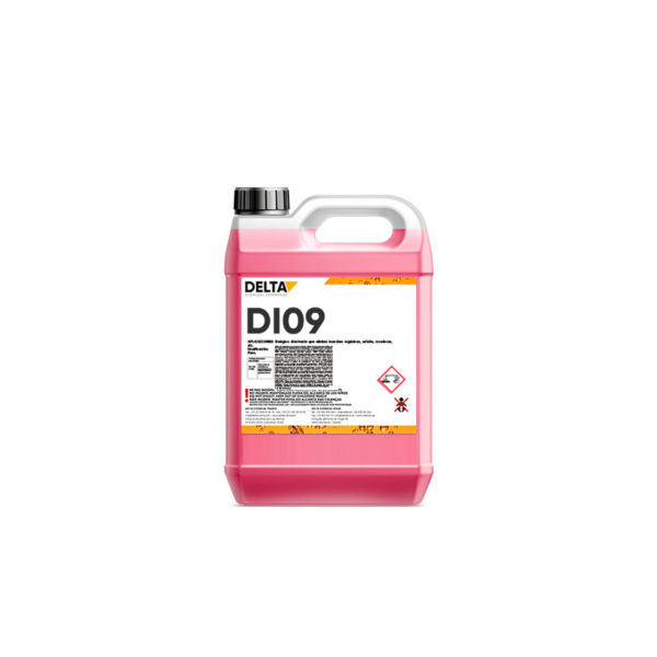DI09 DÉSINCRUSTANT ANTI OXYDATION POUR NAVIRES 1 Opiniones Delta Chemical
