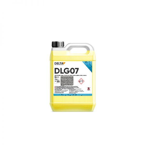 DLG07 NETTOYEUR HYGIÉNISANT À L'ARÔME DE CITRON 1 Opiniones Delta Chemical