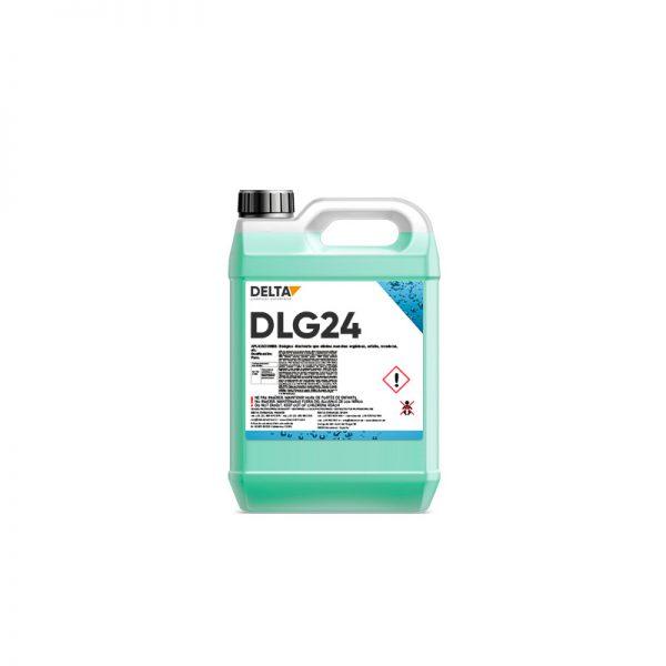 DLG24 NETTOYANT PUISSANT NEUTRE À L'AROME FLORAL 1 Opiniones Delta Chemical