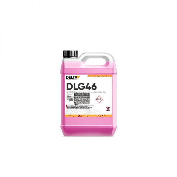 DLG46 DÉSINCRUSTANT DE CALCAIRE POUR PORCELAINE, ACIER ET SURFACES CHROMÉES 1 Opiniones Delta Chemical