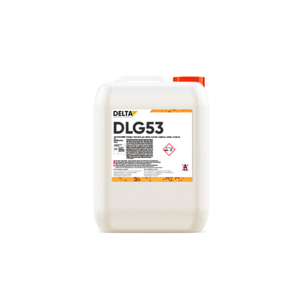 DLG53 DÉCAPANT DE CIRES ET DE GRAISSES MINÉRALES 1 Opiniones Delta Chemical