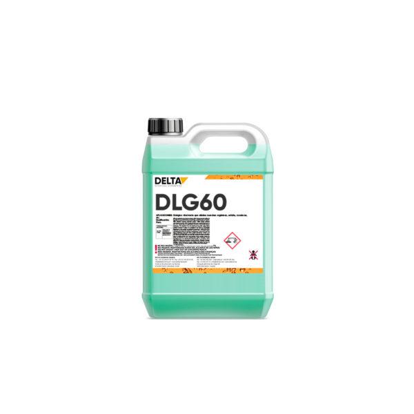 DLG60 NETTOYEUR DÉTACHANT DE MOQUETTES ET DE TAPISSERIES PAR INJECTION-EXTRACTION 1 Opiniones Delta Chemical