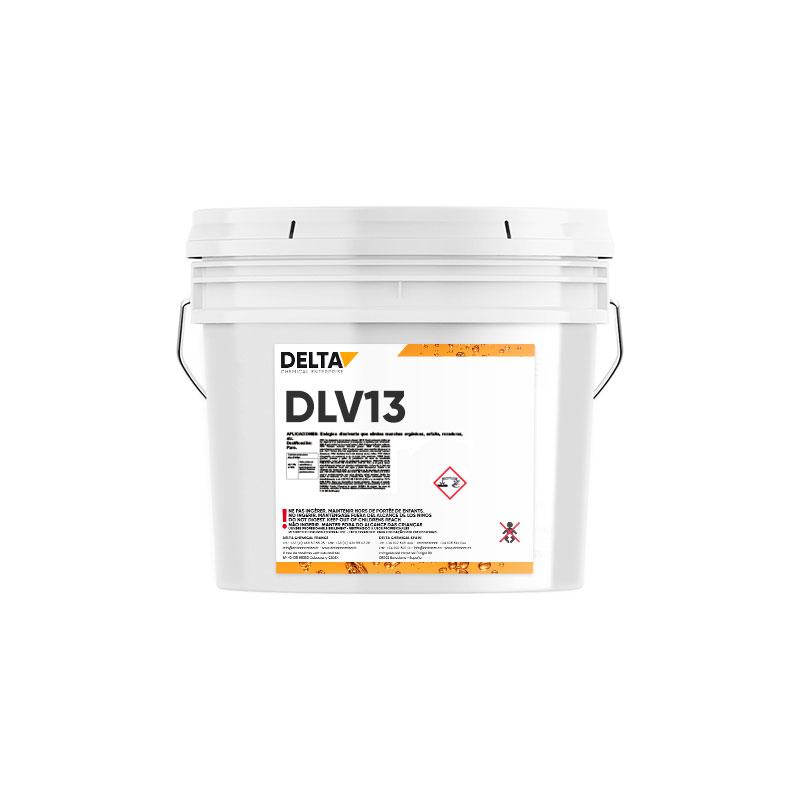 Produits pour laveries 4 Opiniones Delta Chemical