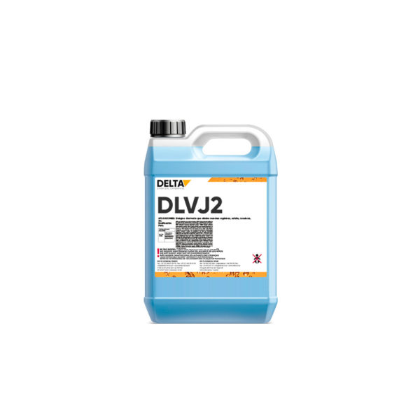 DLVJ2 LIQUIDE VAISSELLE MANUEL CONCENTRÉ HYGIÉNISANT 1 Opiniones Delta Chemical