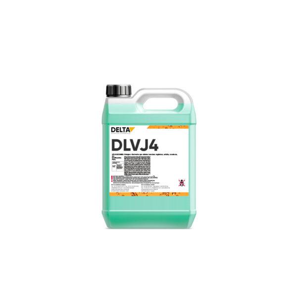 DLVJ4 LIQUIDE VAISSELLES MANUEL 1 Opiniones Delta Chemical