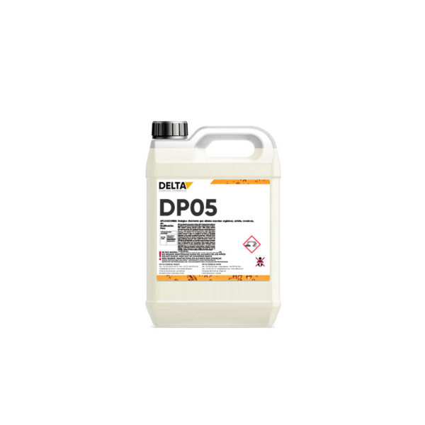 DP05 RÉGULATEUR DU PH LIQUIDE À LA HAUSSE 1 Opiniones Delta Chemical