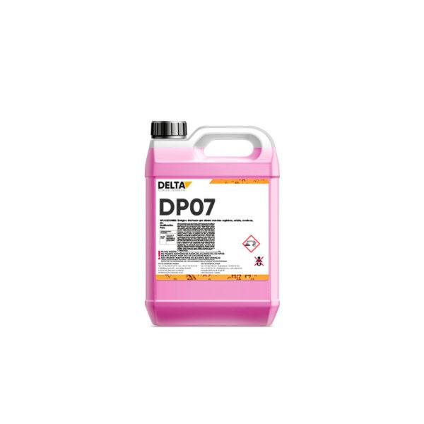 DP07 DÉSINCRUSTANT DE SÉCURITÉ SANS VAPEURS 1 Opiniones Delta Chemical
